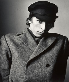 Rudolf Nureyev, New York, 1965 - National Portrait Gallery, Smithsonian Institution. Gift of Irving Penn - © Les Editions Condé Nast S.A.