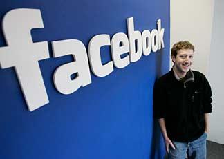 Mark Zuckerberg, il fondatore di Facebook (AP Photo)