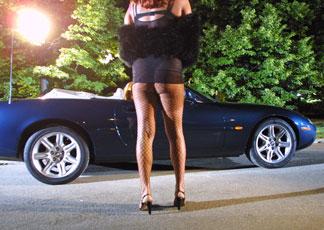 prostituta lavoro