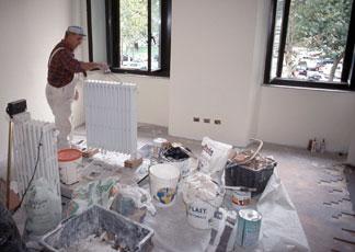 La liberalizzazione dei lavori di casa divide il popolo - Lavori di ristrutturazione casa ...