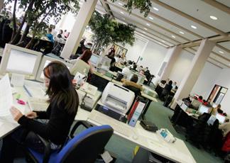 Ufficio Lavoro : Donna lavoro d ufficio rm clip in hd framepool