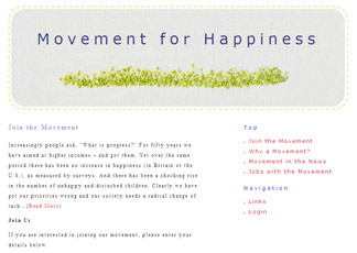 Movement for Happiness