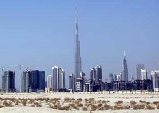 L 39 edificio pi alto del mondo e il debutto carico di dubbi - Dubai grattacielo piu alto ...