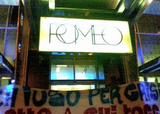 Napoli gli studenti chiudono l 39 hotel romeo il sole 24 ore for Albergo romeo napoli
