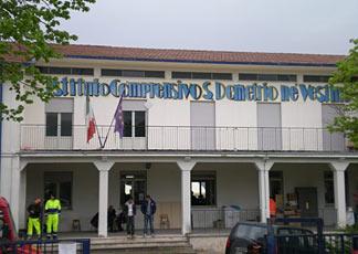 Aperta scuola a S.Demetrio
