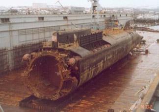 """Proggetto """"Ottobre Rosso"""" Kursk-sottomarino-324"""