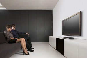 Panasonic Tv 3D