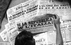 2 giugno 1946 nasce la repubblica italiana il sole 24 ore - Diva e donne giornale ...