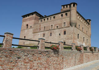 Castello Grinzane (ANSA/RED)