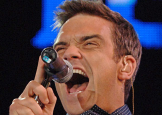 Robbie Williams (Afp)