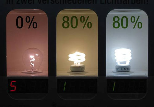 Lampada lampadina con sensore crepuscolare w e valex basso