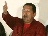 Hugo Chavez (AP Photo/Howard Yanes)