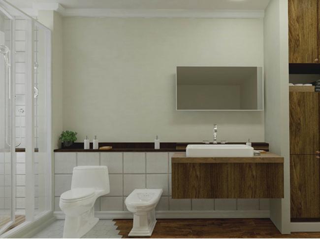 Tutti i consigli per rendere funzionale un bagno piccolo e mal