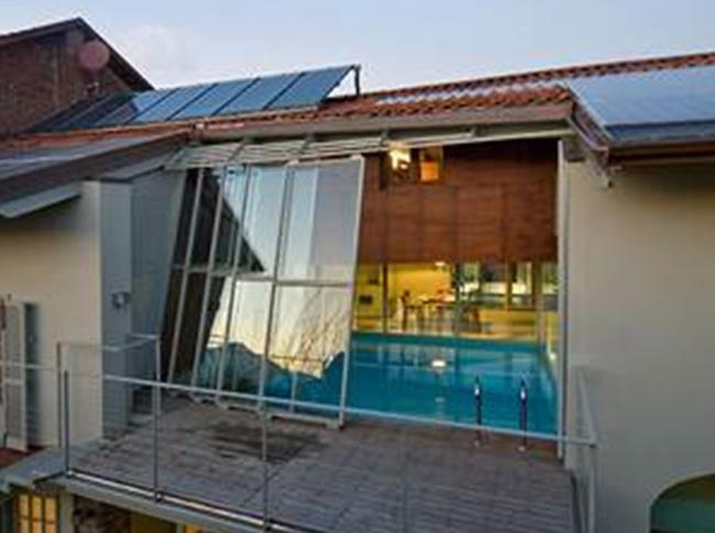 Ecco come creare una piccola spa sul terrazzo di casa - Il Sole 24 ORE