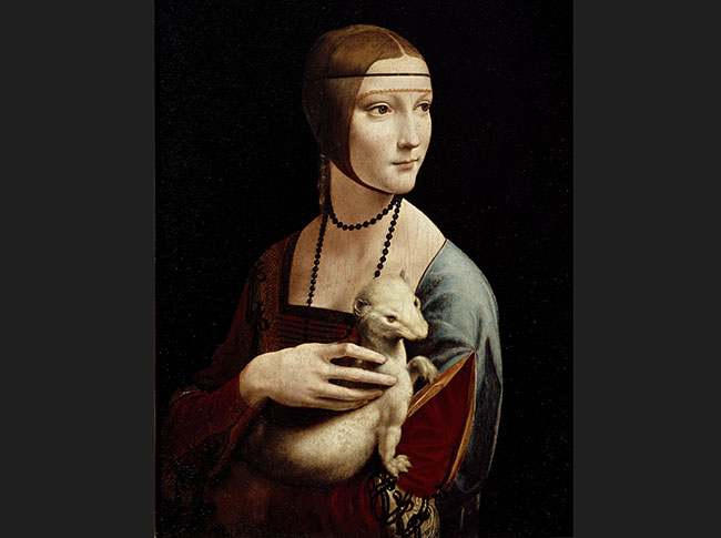 La Dama con l'Ermellino è stata acquistata dalla Polonia