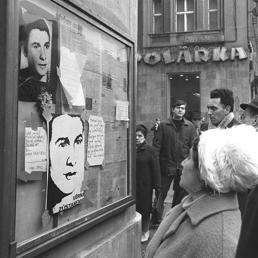 Jan Palach,  un corpo per svelare la «fragilità» del totalitarismo