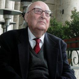 Andrea Camilleri ricoverato a Roma: le sue condizioni sono critiche