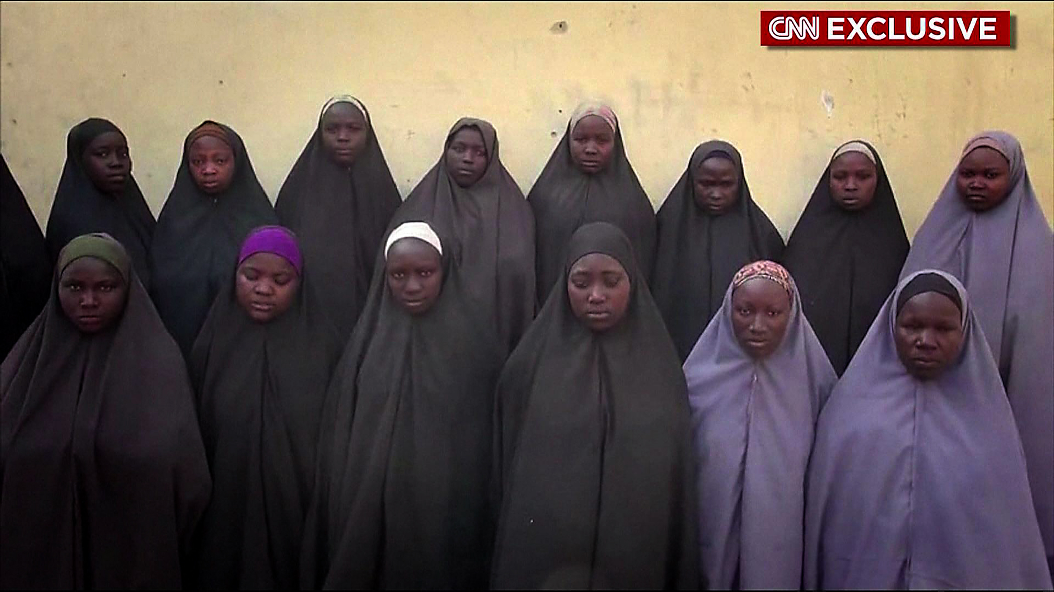 Nigeria, liberate 21 delle studentesse rapite da Boko Haram