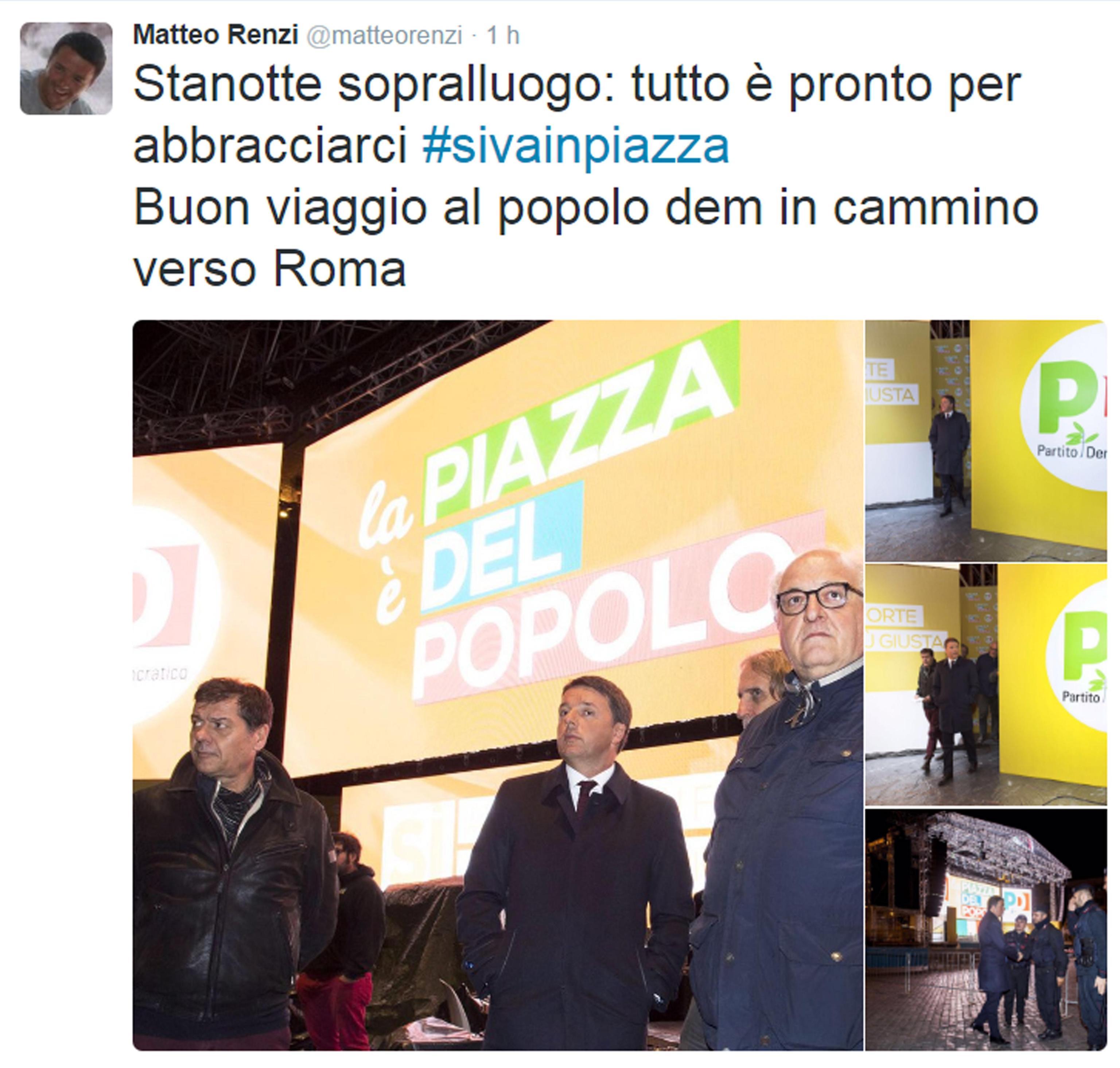 Renzi: Pd è pronto a cambiare Italicum, non si utilizzino alibi