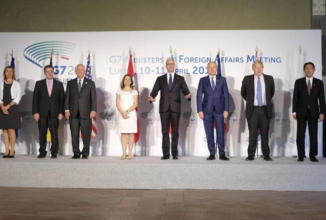 Trump, 'Assad un animale, Putin sostiene il diavolo'