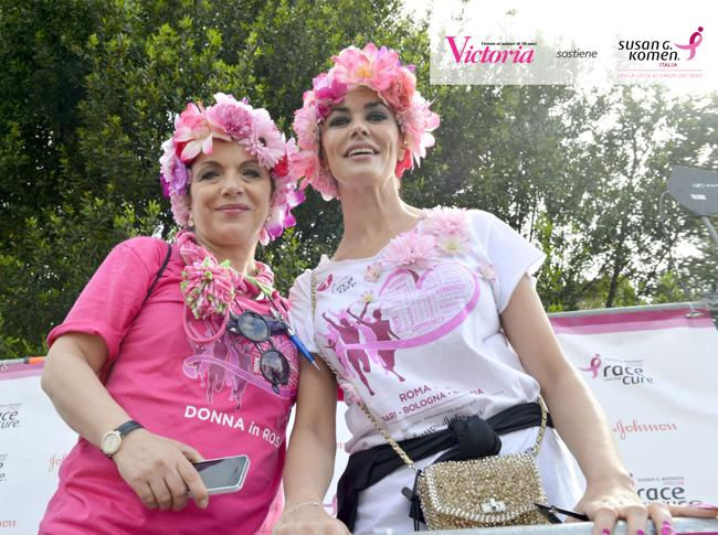 Roma, Race for the cure: in 60mila al Circo Massimo