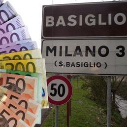 È Basiglio il comune con più «paperoni» d'Italia