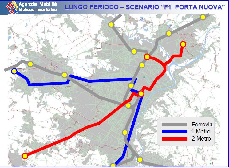 Torino corsa contro il tempo per il progetto della metro - Collegamento torino porta nuova aeroporto caselle ...