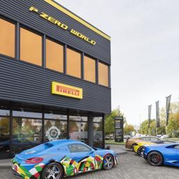 Pirelli PZero World, debutta a Monaco il «gommista 2.0»