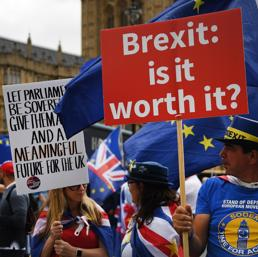 Brexit,come va l'economia britannica a due anni dal voto per l'addio alla Ue
