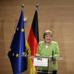 Merkel vuol lasciare la Germania per guidare la Commissione europea