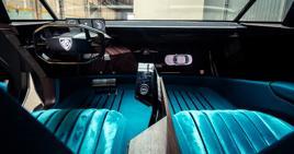 Peugeot E Legend Guida Autonoma E Hi Tech Per La Futura 508 Coupe