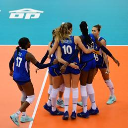 Volley, l'Italia femminile batte anche la Cina: ora in finale contro la Serbia