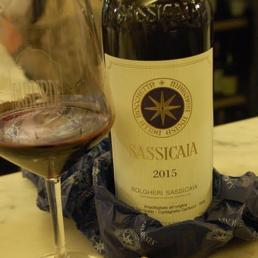 Il Sassicaia 2015 è il miglior vino del mondo secondo Wine Spectator