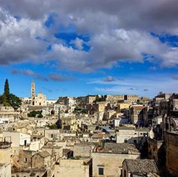 Matera 2019,  la cultura spinge digitale e turismo