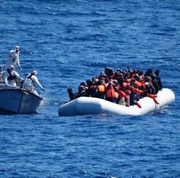 Gasr Garabulli , la città a est di Tripoli da dove partono i barconi con i migranti