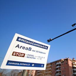 Area B a Milano, ok del ministero dei Trasporti al via da fine febbraio