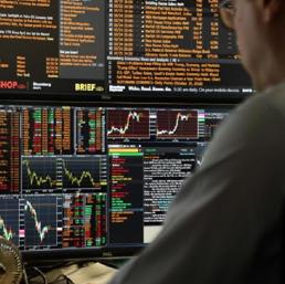 Seduta nervosa per l'Europa, le banche puntellano Piazza Affari
