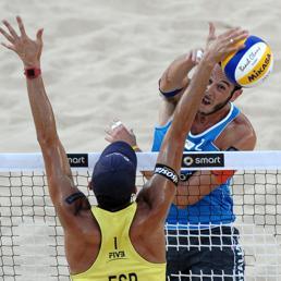 Beach volleyball, dopo dieci anni Roma ospiterà  i mondiali del 2021