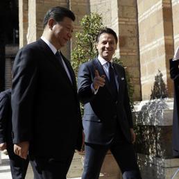 Italia-Cina:  cosa c'è negli accordi sulla Via della Seta. Dossier per 20 miliardi potenziali