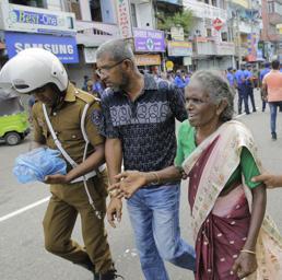 Attentato in Sri Lanka, bombe in chiese e hotel: 156 morti, almeno 35  stranieri tra le vittime