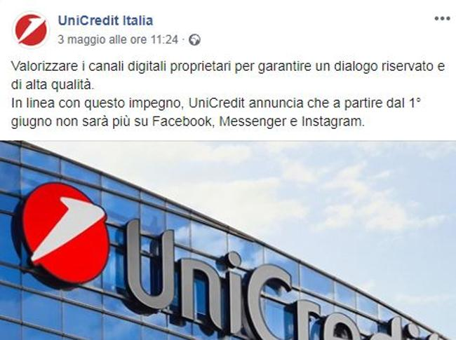 Unicredit supera attese, utile a 1,4 mld