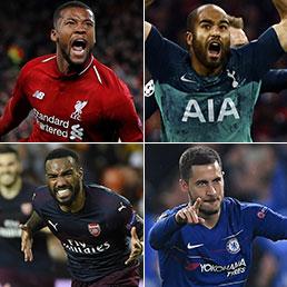 Champions ed Europa League, finali tutte inglesi: è una Brexit al contrario