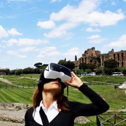Dal Circo Massimo in 3D al roseto sul Palatino, Roma antica torna a vivere