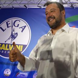 Record di Salvini in Lombardia, Calenda e Pisapia i più votati nel Pd