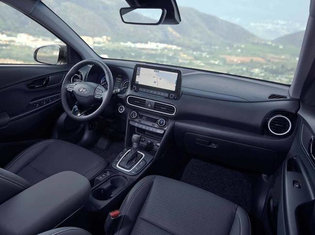 Arriva anche la versione ibrida per la Hyundai Kona