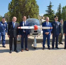 Grecia: addestratori made in Italy per l'Aeronautica