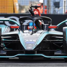 Prima vittoria della Jaguar in Formula E, grazie al suo pilota di punta Mitch Evans