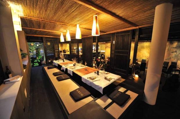 i soci ma il ristorante lo facciamo a milano sentivo che la citt era pronta a un posto nuovo elegante dove gustare la cucina giapponese creativa
