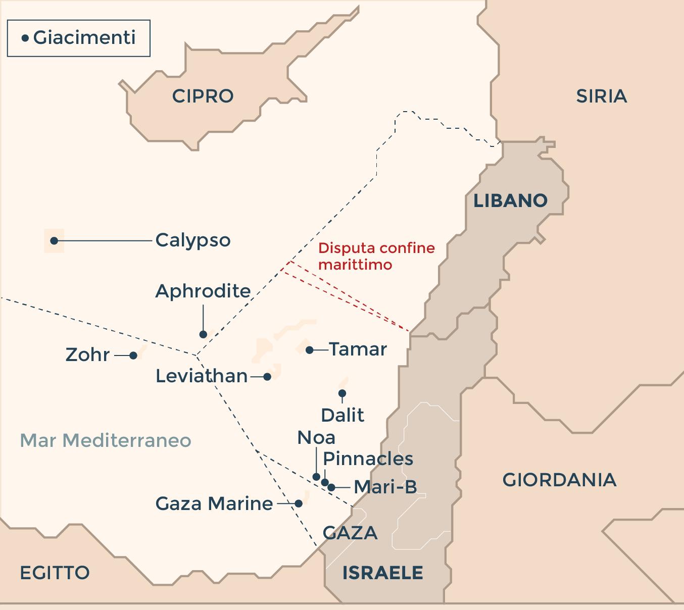 Marina militare turca ferma piattaforma Eni in viaggio verso Cipro