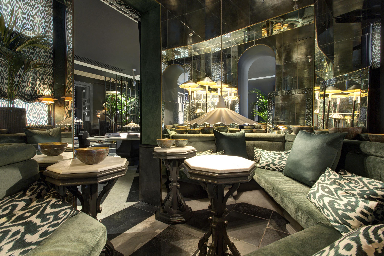 Starhotels nel cuore di londra con il boutique hotel the for Design hotel londra
